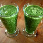 Zielone smoothie