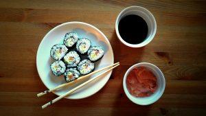 Sushi proste-przepisy.pl