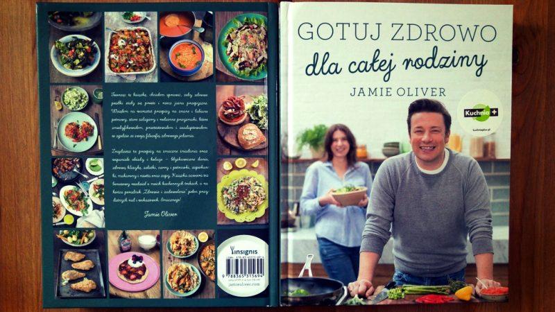 Jamie Oliver książka