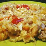 Kurczak słodko-ostry po azjatycku