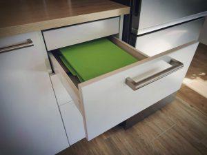 kuchnia - szuflady