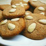 Ciasteczka migdałowo-cynamonowe